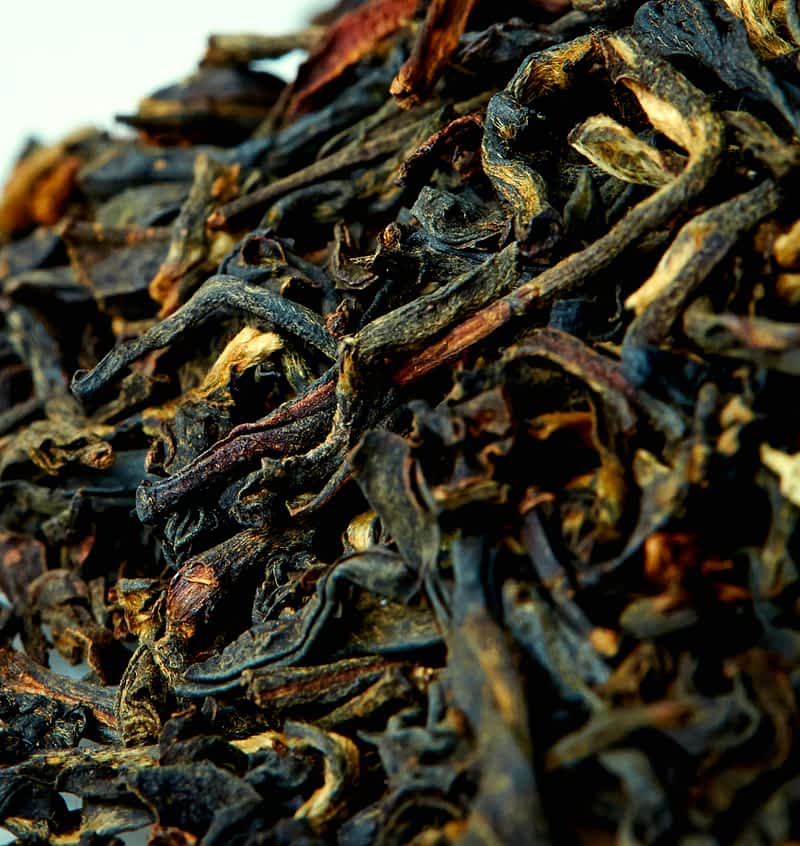 Organic English Breakfast Black Tea - Ingredients