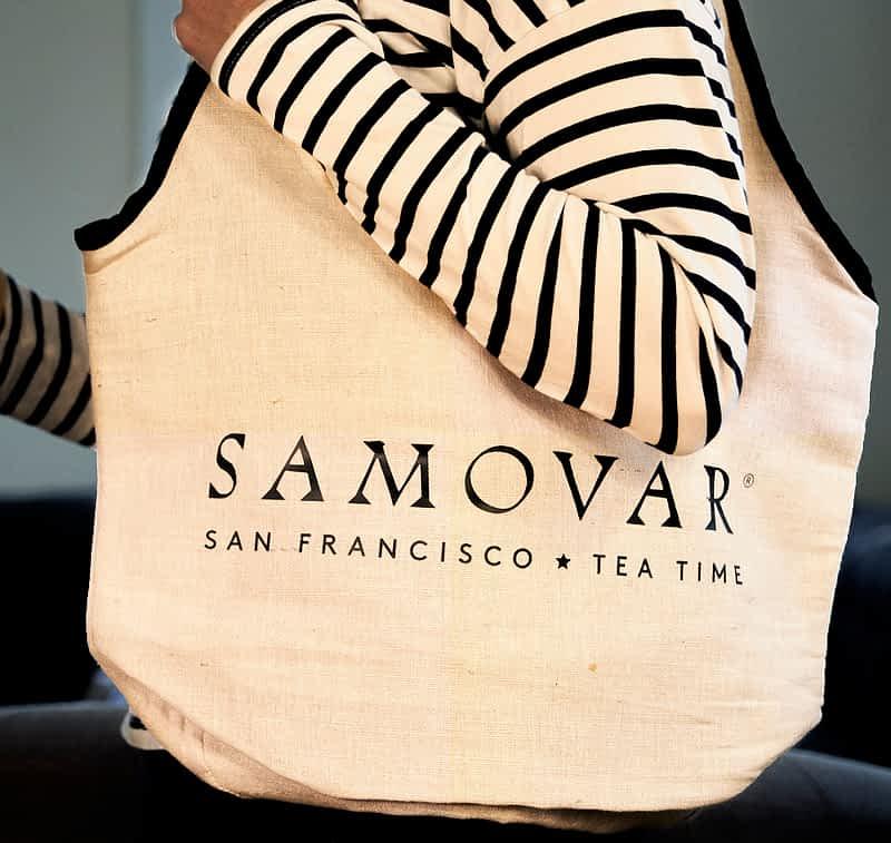 Samovar Tote Bag