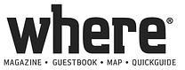 Where Magazine logo