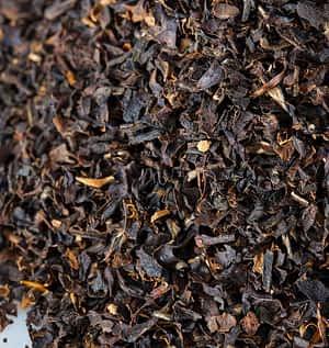 Organic Black Iced Tea - Ingredient Macro