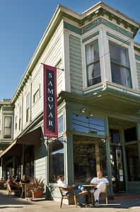 The First Samovar in the Castro-Mission