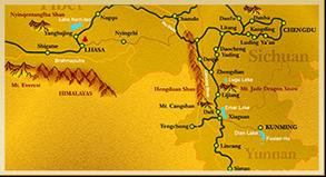 The Ancient Tea-Horse Road