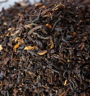 Organic Ancient Black Tea - Ingredient Macro