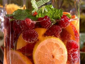 Fruit and Tea Punch